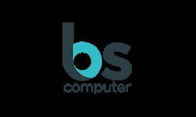 BS computer logo