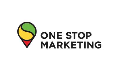 One stop marketing logo